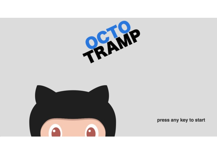octotramp – screenshot 1