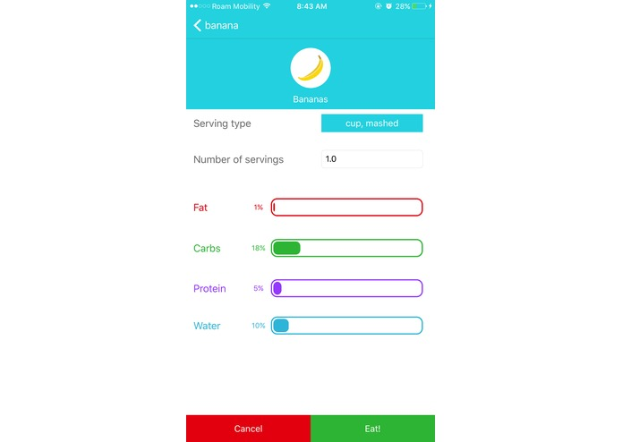 Nutrily – screenshot 8