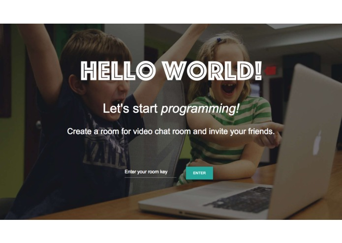 HELLO WORLD! – screenshot 1