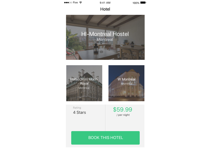 Travel Chest: Revolutionize your travels – screenshot 4