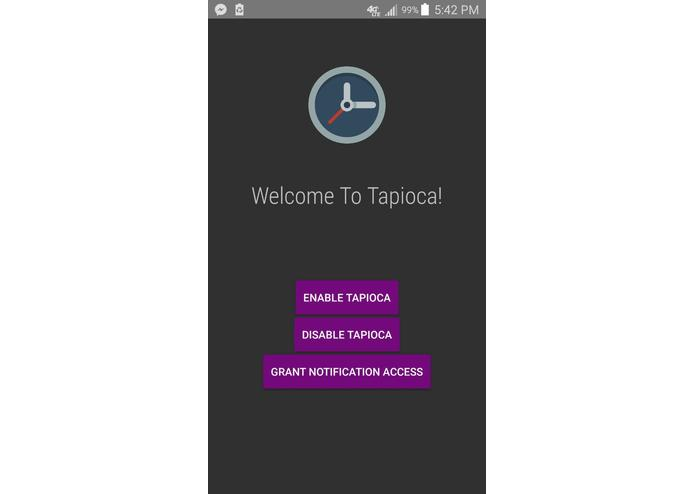 Tapioca – screenshot 1