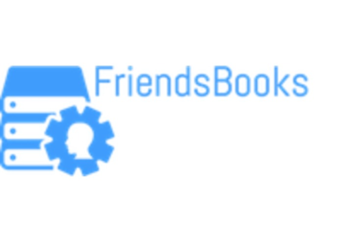 FriendsBooks – screenshot 1