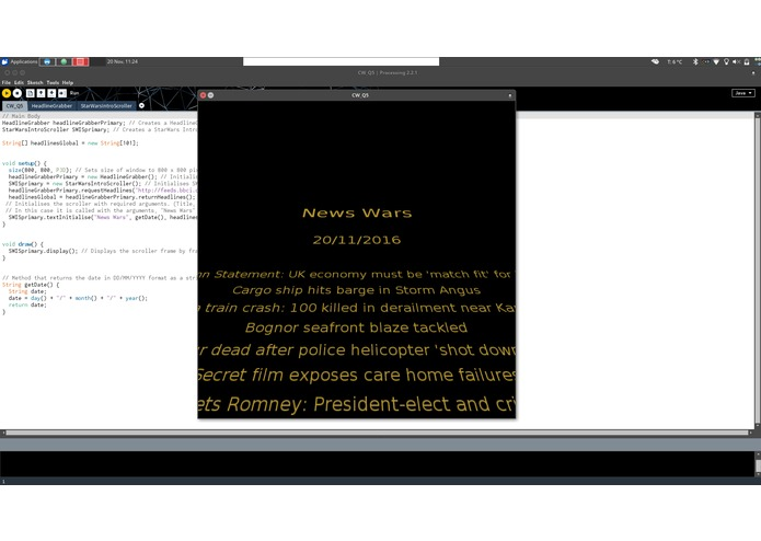 May The News Be With You – screenshot 1