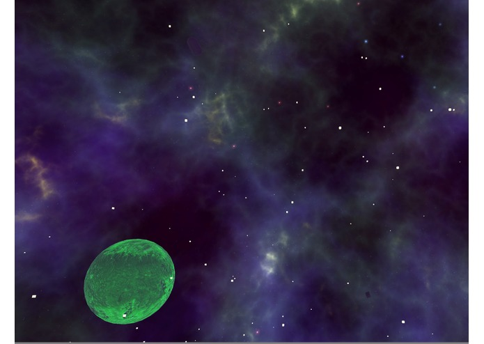 Intergalactic Exploration – screenshot 1