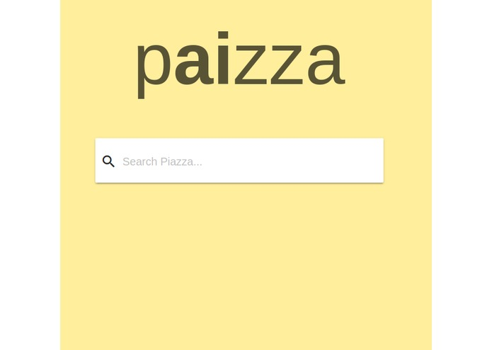 Paizza – screenshot 1