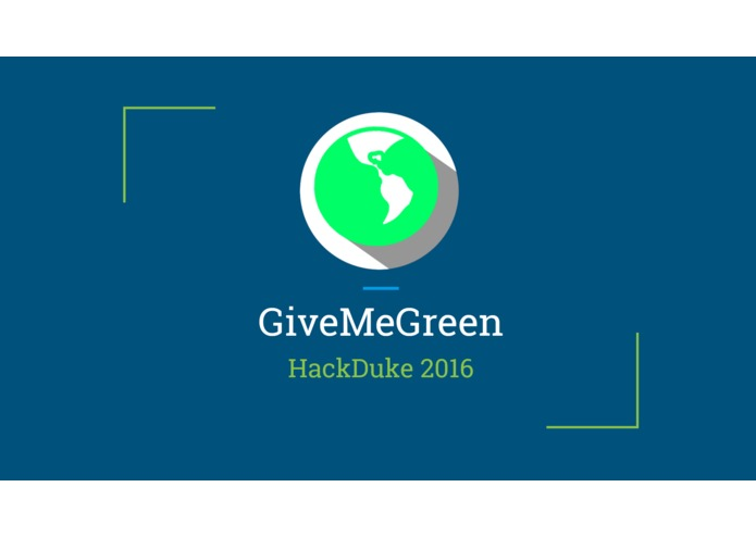 GiveMeGreen – screenshot 1