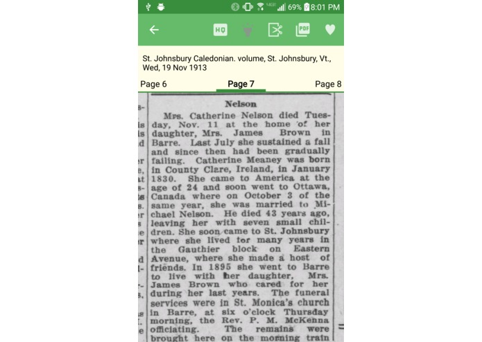 OldNews USA – screenshot 1