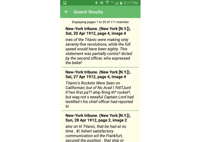 OldNews USA – screenshot 3
