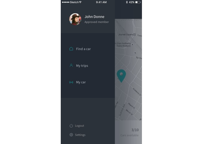 CarBuddy: P2P Carsharing – screenshot 4