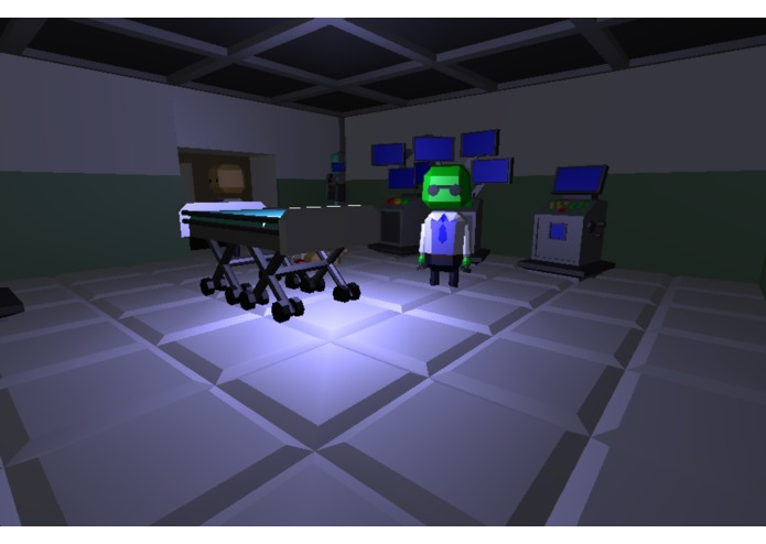 Doctor Demon – screenshot 1