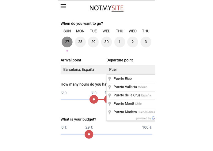 notMy.site – screenshot 7