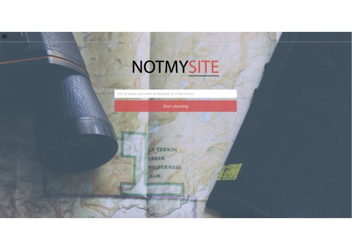 notMy.site – screenshot 4