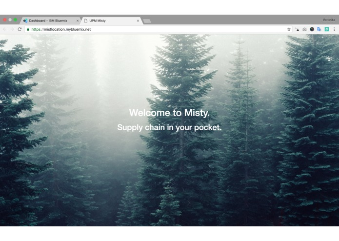 Misty – screenshot 1