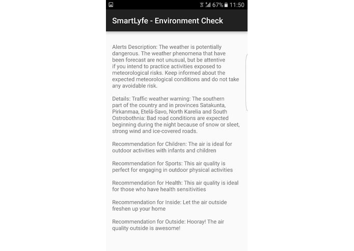 SmartLyfe – screenshot 7