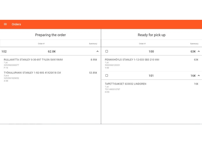 Kesko Store 2.0 – screenshot 5