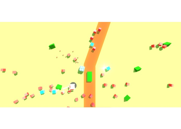 Mad cubes – screenshot 1