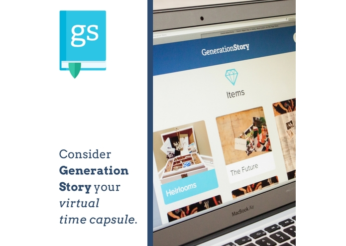 GenerationStory, an iOS app – screenshot 3