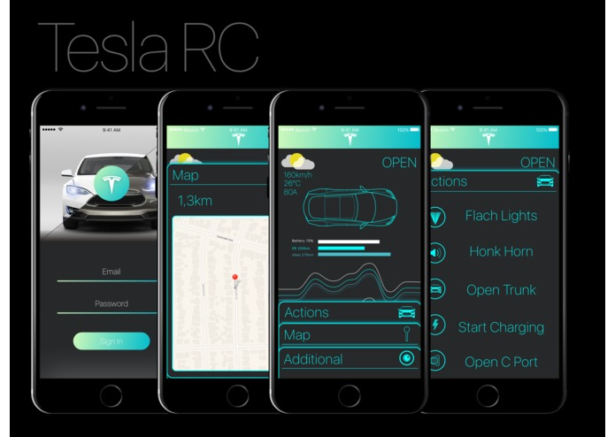 Tesla RC – screenshot 1