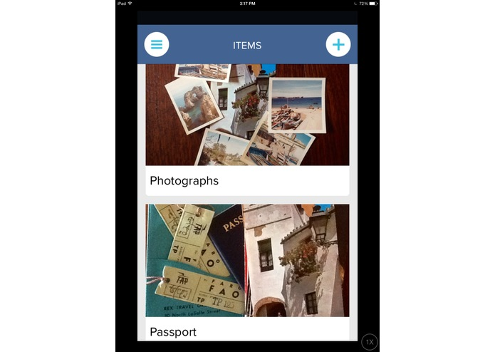 GenerationStory, an iOS app – screenshot 6