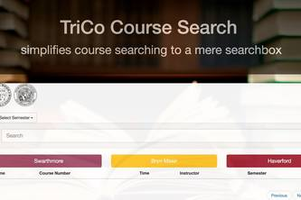 TriCo Course Search