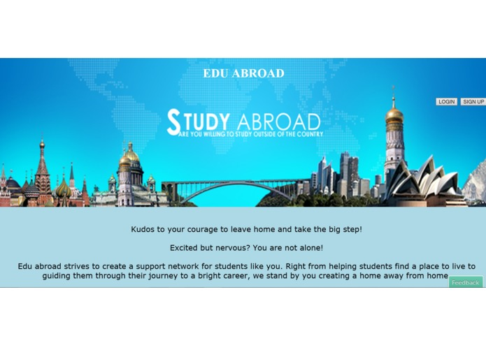 EDU-ABROAD – screenshot 3