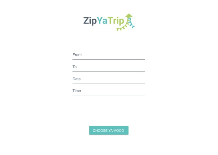 ZipYaTrip – screenshot 2