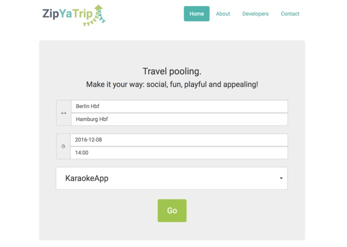 ZipYaTrip – screenshot 9