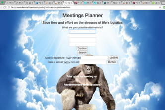 Meetings Planner
