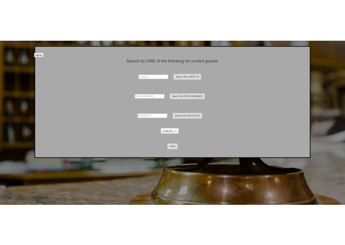 Frontdesk - Hotel Management System – screenshot 7