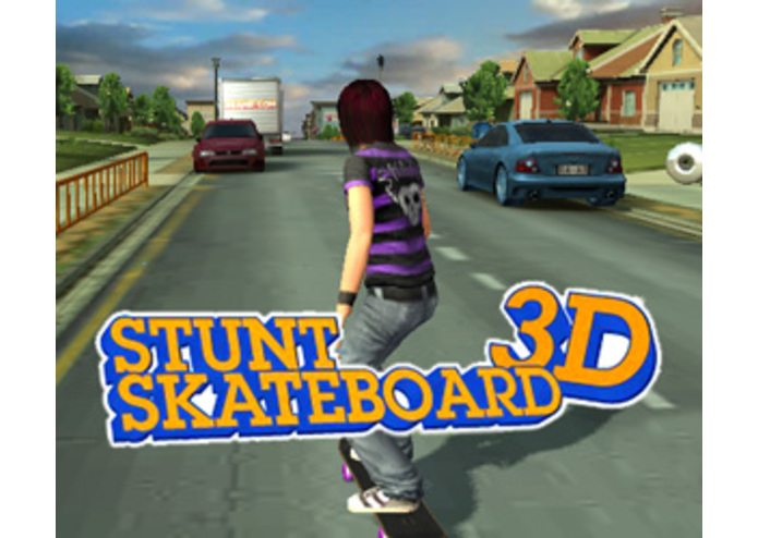 Stunt Skateboard 3D – screenshot 1