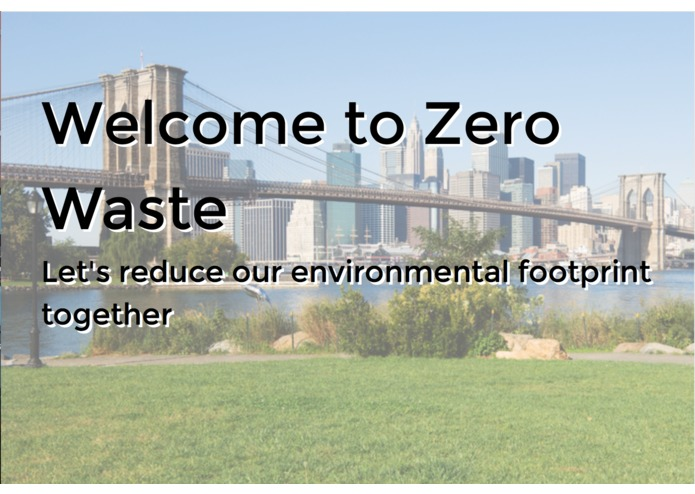 Zero Waste – screenshot 1