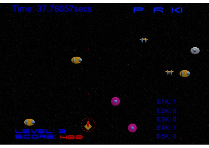 SpaceShooter – screenshot 1