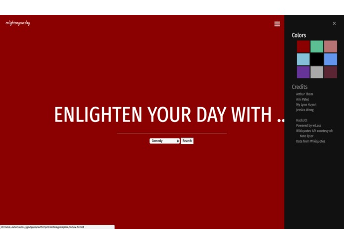 enlighten.your.day – screenshot 3
