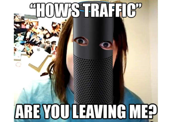 Overly Attached Alexa – screenshot 1