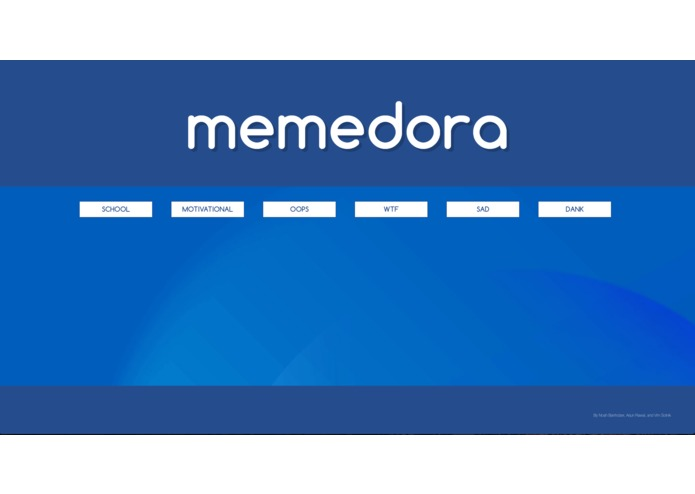 memedora – screenshot 1