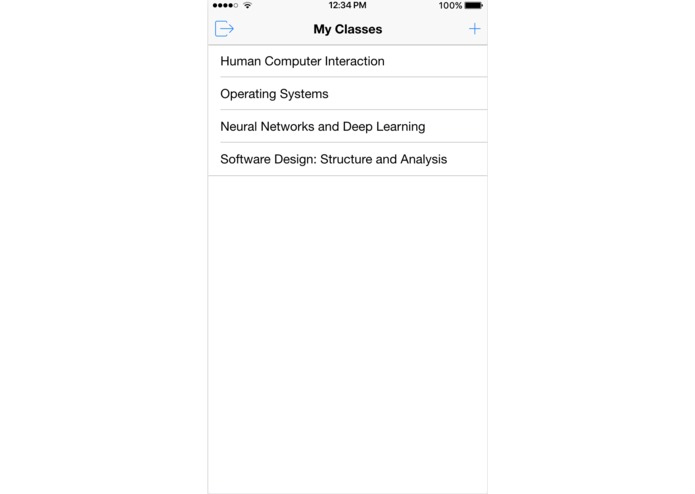 LectureHall – screenshot 6