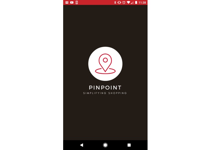 PinPoint – screenshot 1