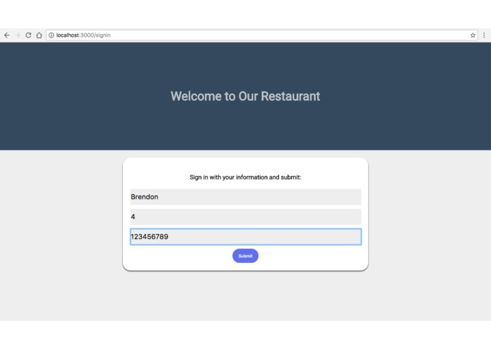 Waitlist – screenshot 2