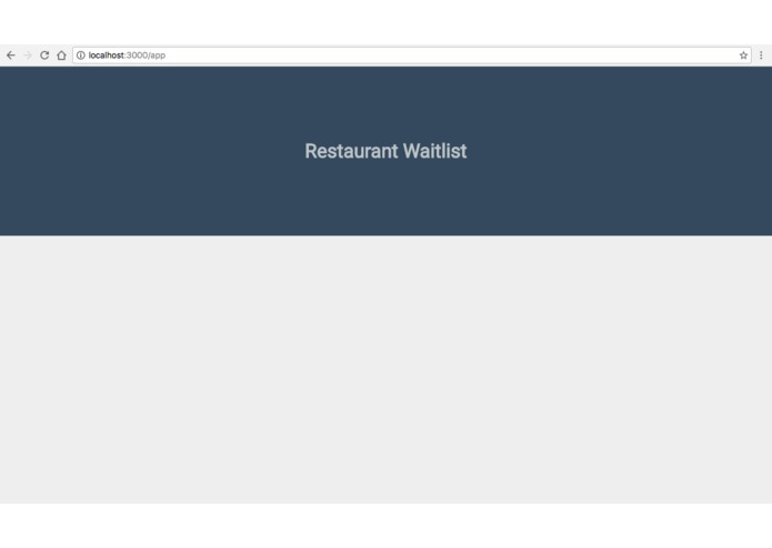 Waitlist – screenshot 6