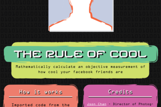 Rule of Cool
