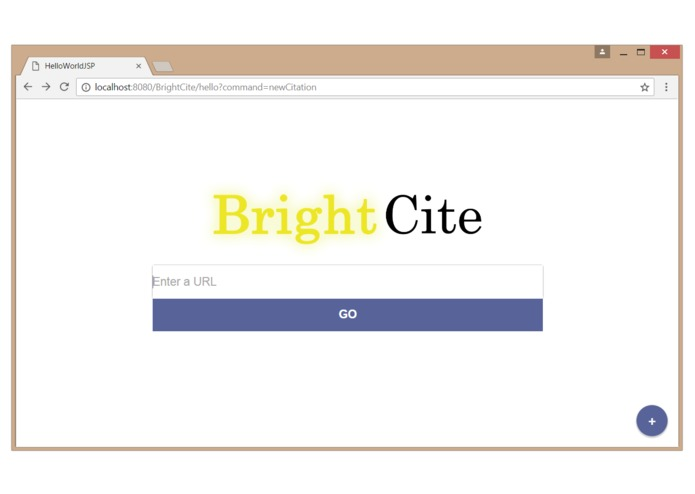 BrightCite – screenshot 1