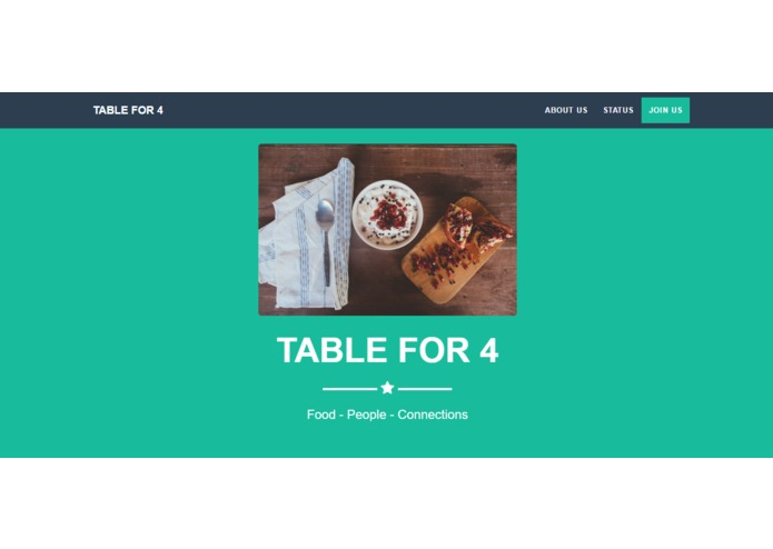 026 - Table For 4 – screenshot 4