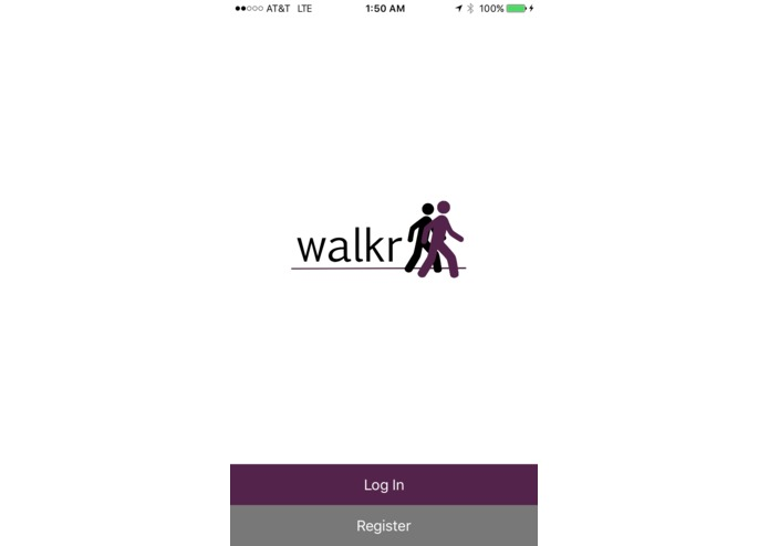Walkr – screenshot 2