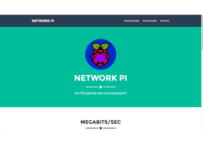 Network Pi – screenshot 1