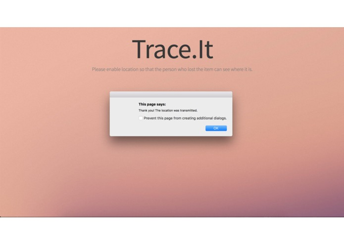 Trace.It – screenshot 4