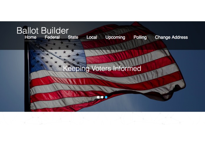 Ballot Builder – screenshot 1