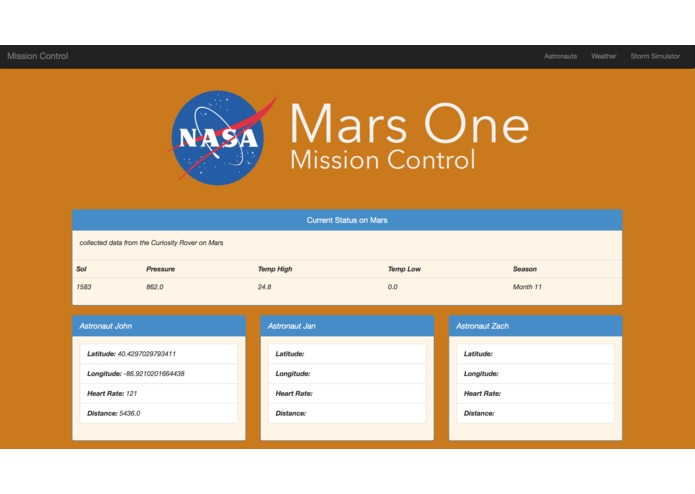 MarsOne – screenshot 6