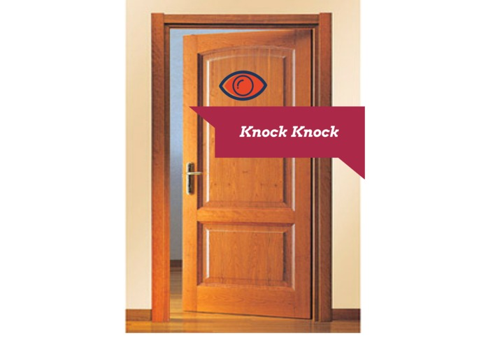 Knock Knock – screenshot 1