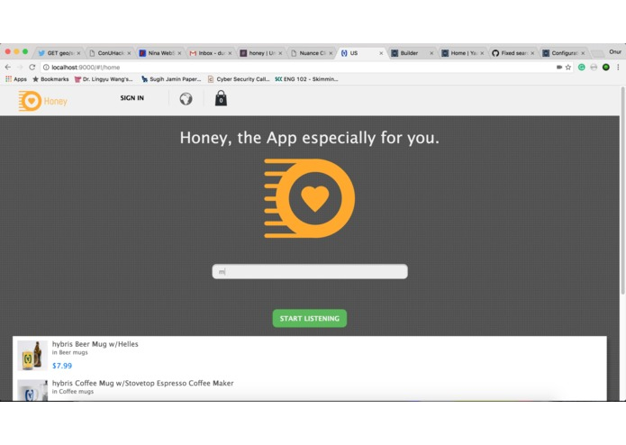 Honey – screenshot 3