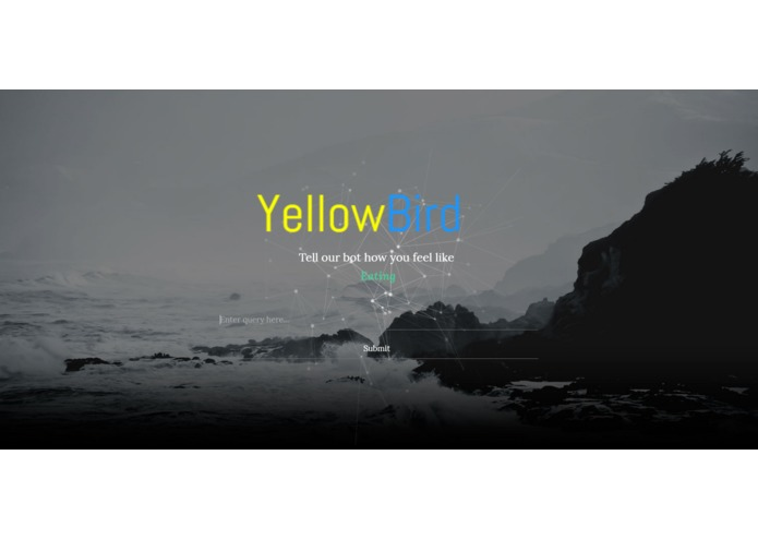 YellowBird – screenshot 1